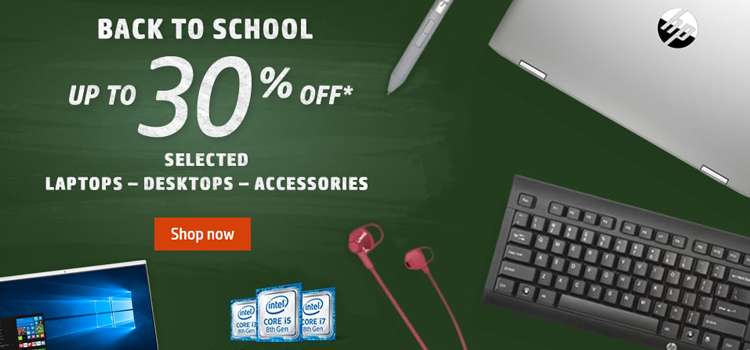 HP Back to School