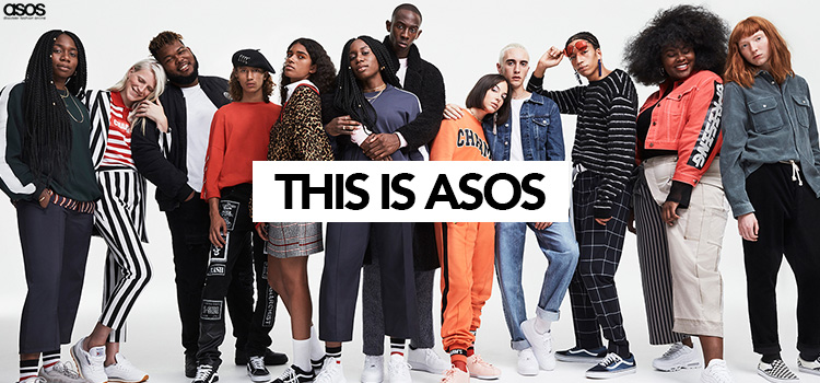 ASOS.com is the UK's largest independent online fashion retailer now with over 30,000 branded and own label products available, from over 800 brands