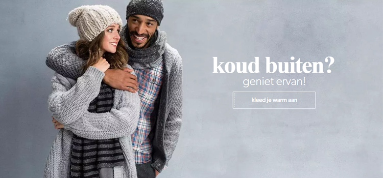Shop de mooiste wintermode met Cashback & Shopping Points!